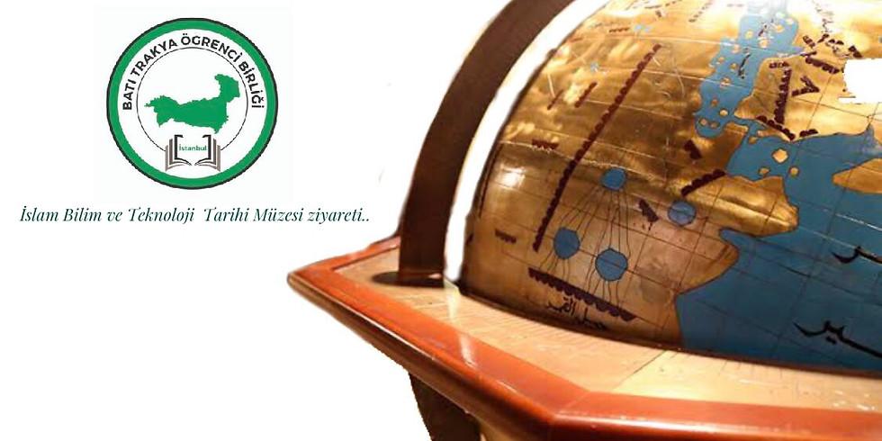 İslam Bilim ve Teknoloji Tarihi Müzesi (1)