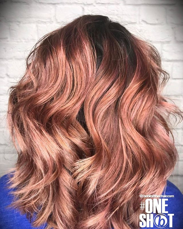 🌹🌹Rose Gold🌹🌹 #btconeshot_creativeco