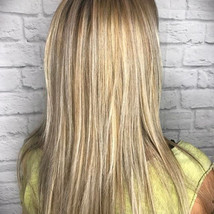 Beautiful dimensional blonde thanks to _