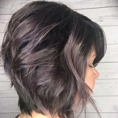 Dusty Smokey Lavender #mydentity color _