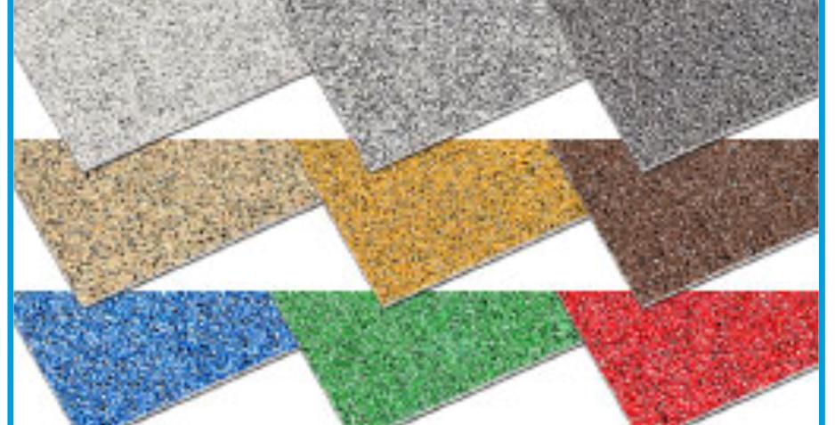 Non-Slip Floor Sheet Colourdec