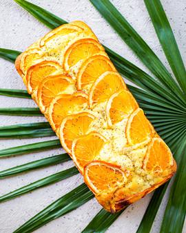 Orange Poppy Seed Loaf