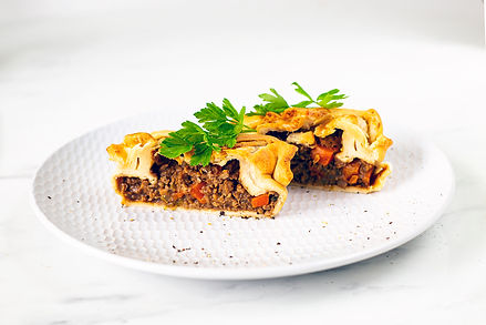 Plant-Based Country Pie