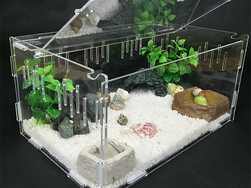 Acrylic Temporary Vivarium