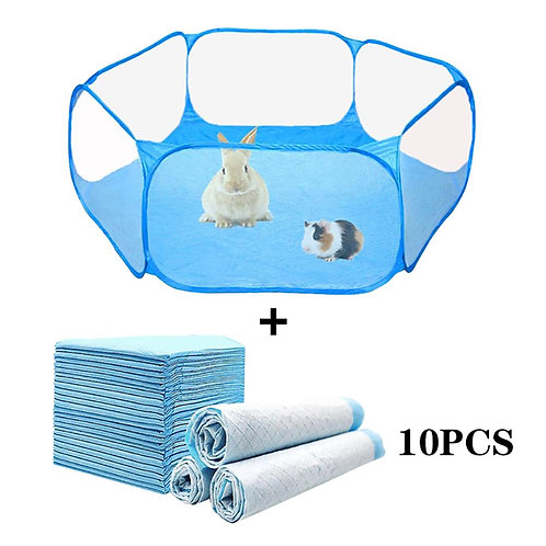 Portable Playpen for Small Animals