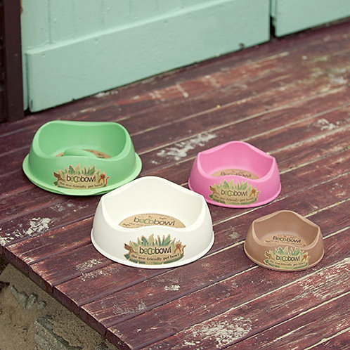 Beco Bowl - Eco Pet Food Bowl - Biodegradable