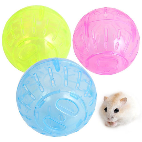 Cute Colourful Hamster Ball for Healthy Hamsters