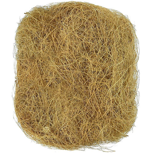 Coconut Fiber Bedding - Sterilised 100% Natural & Anti-Bacterial 30g