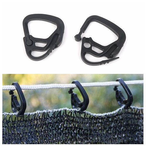 20/30pcs Shading Net Hook Outdoor