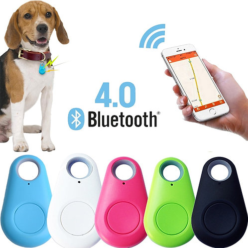 Mini GPS Tracker With Battery  Waterproof Bluetooth Tracer for Dogs
