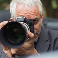 photographe Homme