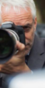 männlicher Fotograf