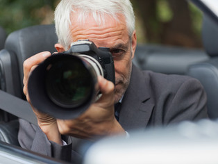 ¿Por qué está permitido fotografiar personas?