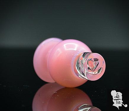 Bradley Miller - Milky Pink Spinner Cap (Peak)