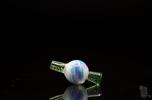 Swan Glass #1 CFL Carb Cap