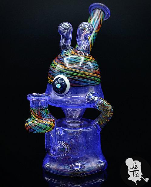 Drewbie Glass -  Retti Sluggo Recycler