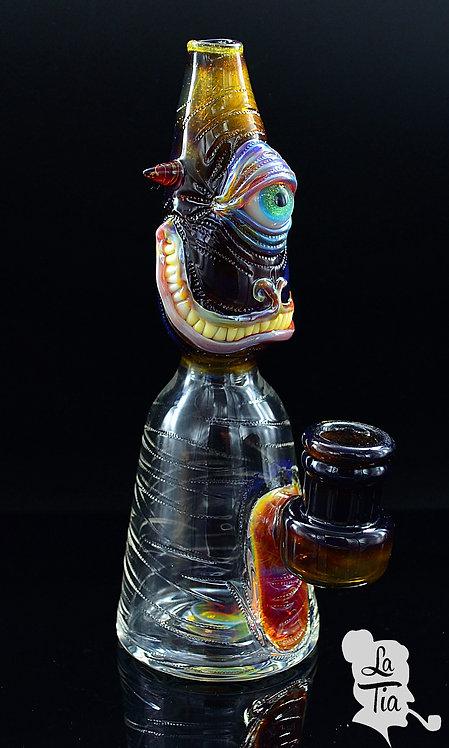Bard Glass - Cyclops Full Face Beaker #2