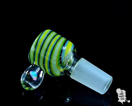 2K Glass Art - 14mm Slide #3