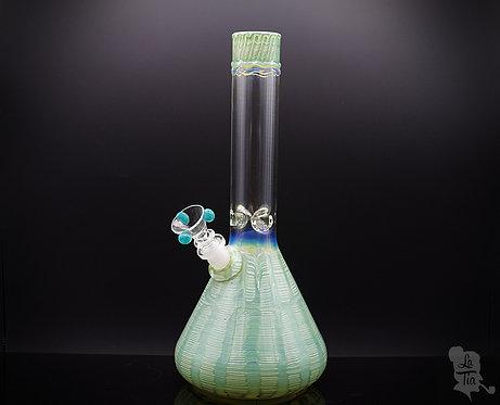 HVY Green Wrap n' Rake Beaker