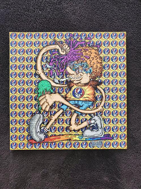 Vincent Gordon - Grateful Blotter Art