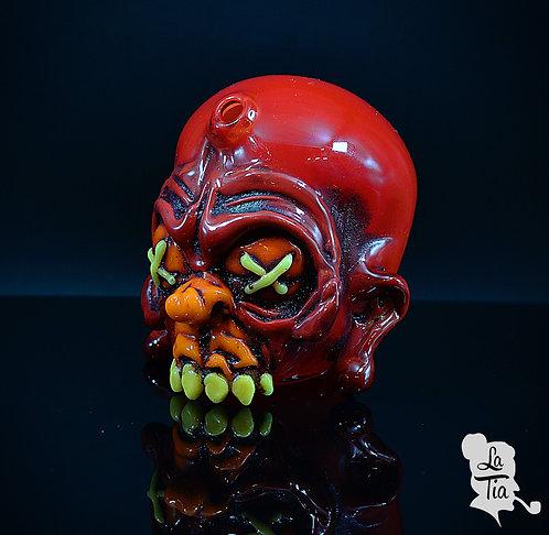 OG Ghost - Zombie Shrunken Head #2