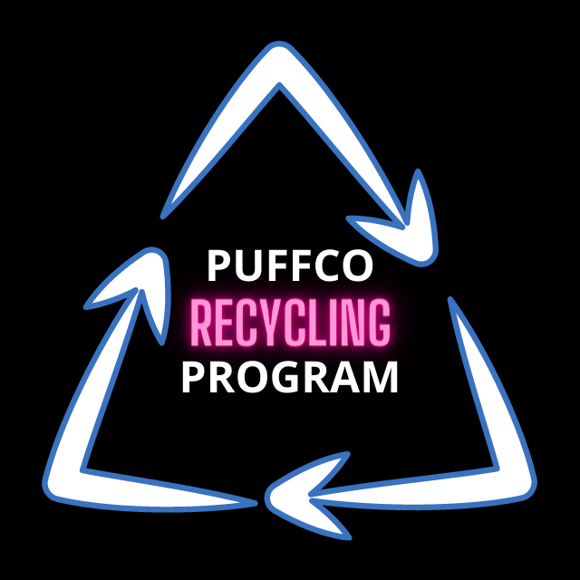 Puffco Recycling