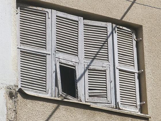 חלון ישן