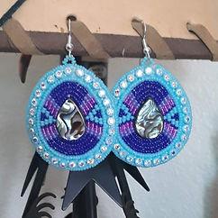 Native Beaded Creations - lovely pamela.