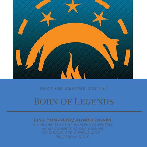Born of Legends