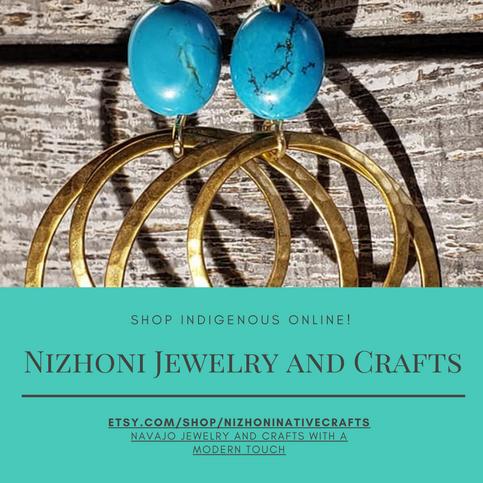 Nizhonie Jewelery and Crafts
