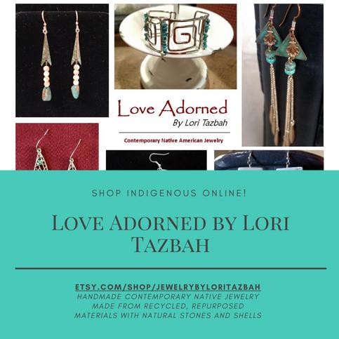 Love Adorned by Lori Tazbah
