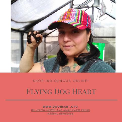 Flying Dog Heart