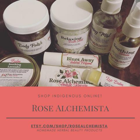 Wellness Rose Alchemista