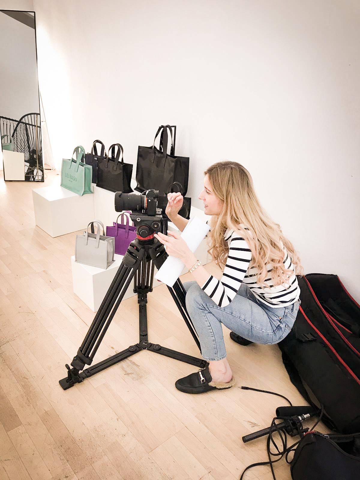 Kamera bei lili