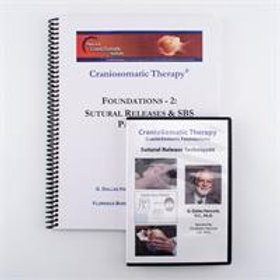 CSF- 2: Sutural Releases Text & DVD Combo