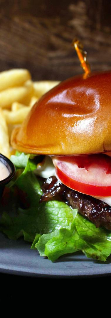 Beef Cheeseburger