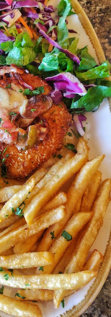 Mediterranean Chicken Zingara