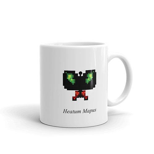 Datavizbutterfly - Heatum Mapus - Mug