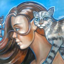 Shine as Cat Goddess