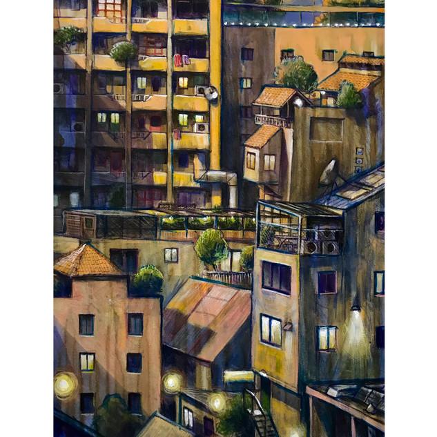 Future City (Windows to Dream Worlds)