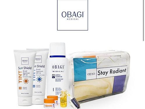 Obagi Stay Radiant at Home Facial Kit