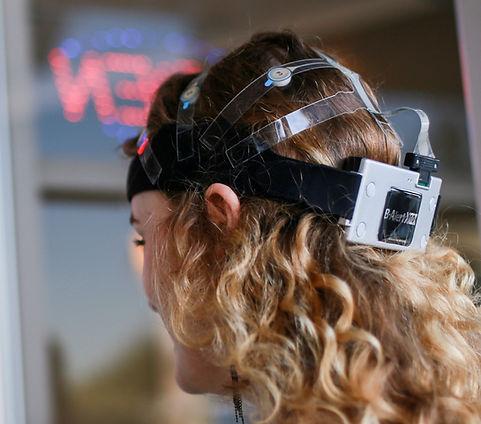 B-Alert X10 EEG Headset