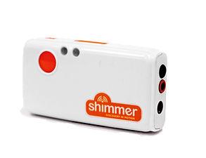Galvanic Skin Response (GSR) Shimmer Unit
