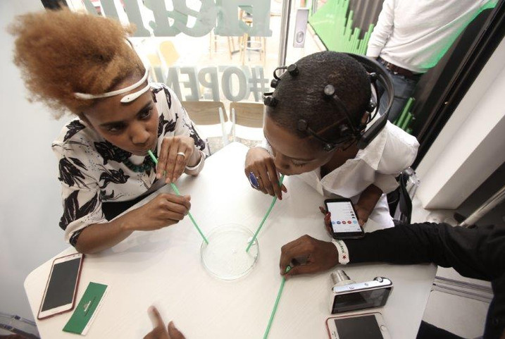 Brand Activation: Heineken Edible Music