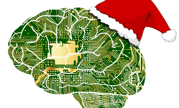 The Effects of Christmas Scents on the Brain
