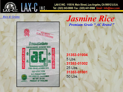 JasmineRice-AC 50Lbs.