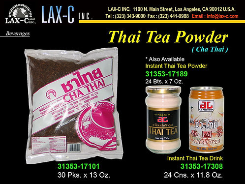 Thai Tea Powder-AC 30x13