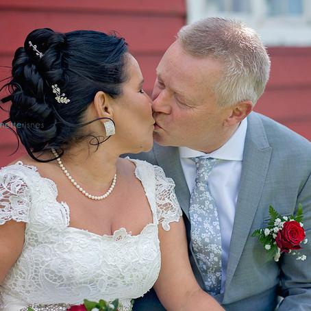 Sandra & Arne, 3. juni 2017