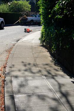Brentwood Sidewalk