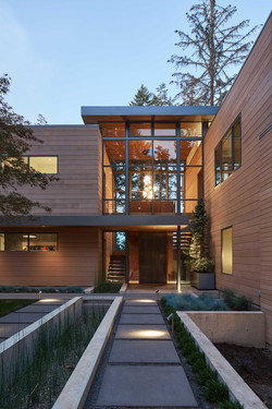 Modern Country Home